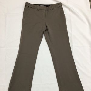 Express Pants - Express Women's Size 2R Gray Dress Pants
